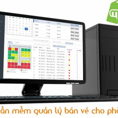Phần mềm quản lý bán vé xe Mago