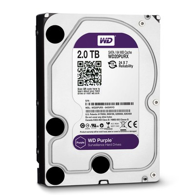 Ổ cứng chuyên dụng cho camera HDD Western Purple